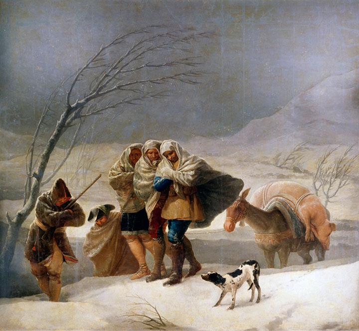 En el invierno, Costumbrismo, en libros y novelas, www.librosynovelas.es