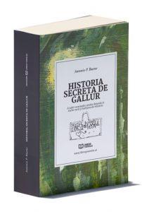Colección Libros y Novelas, Historia Secreta de Gallur, Antonio P. Bueno