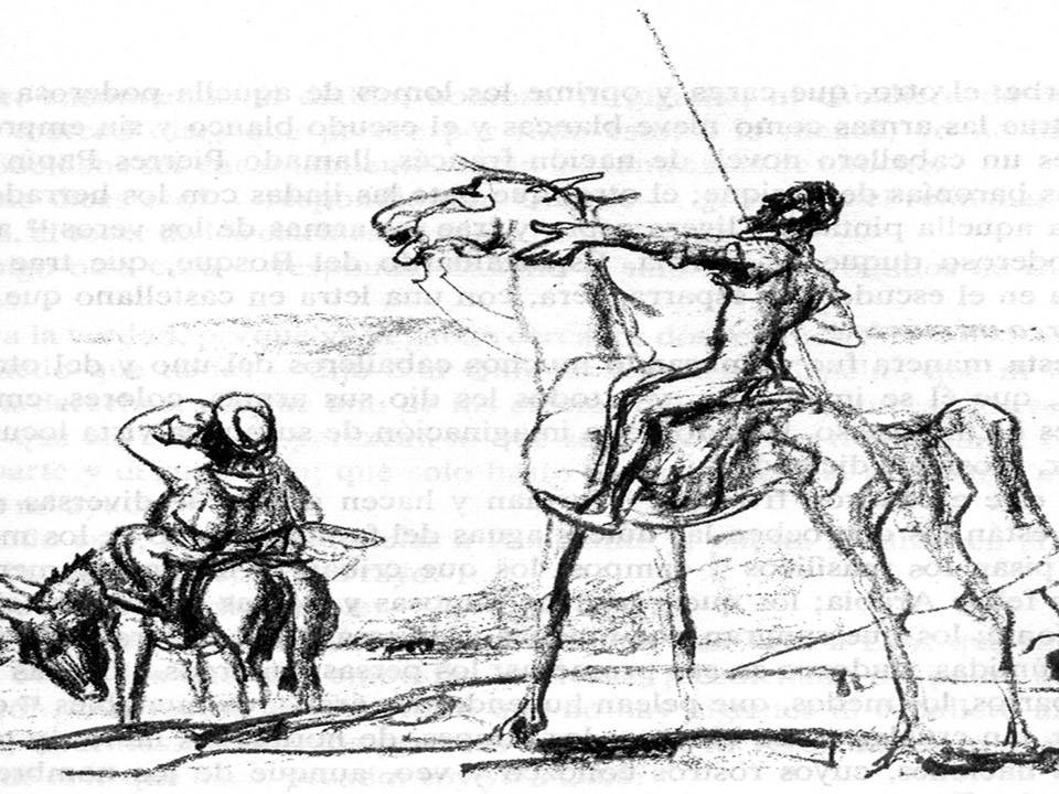 El Ingenioso Hidalgo don Quijote de la Mancha, Descripciones en libros y novelas, www.librosynovelas.es