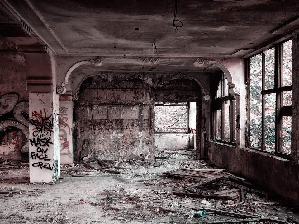 El sanatorio.Misterio librosynovelas