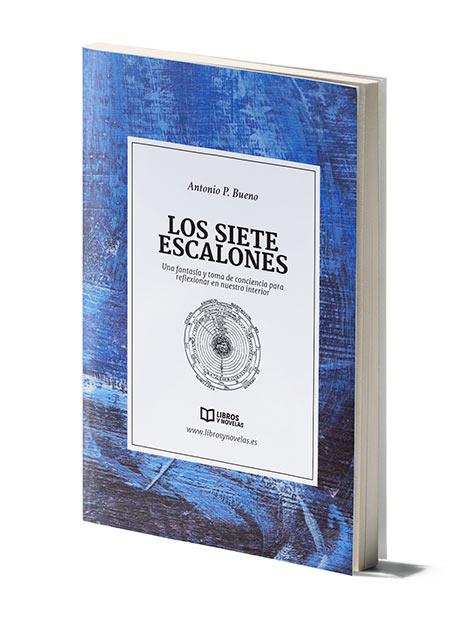 Colección Libros y Novelas, Los Siete Escalones, Antonio P. Bueno