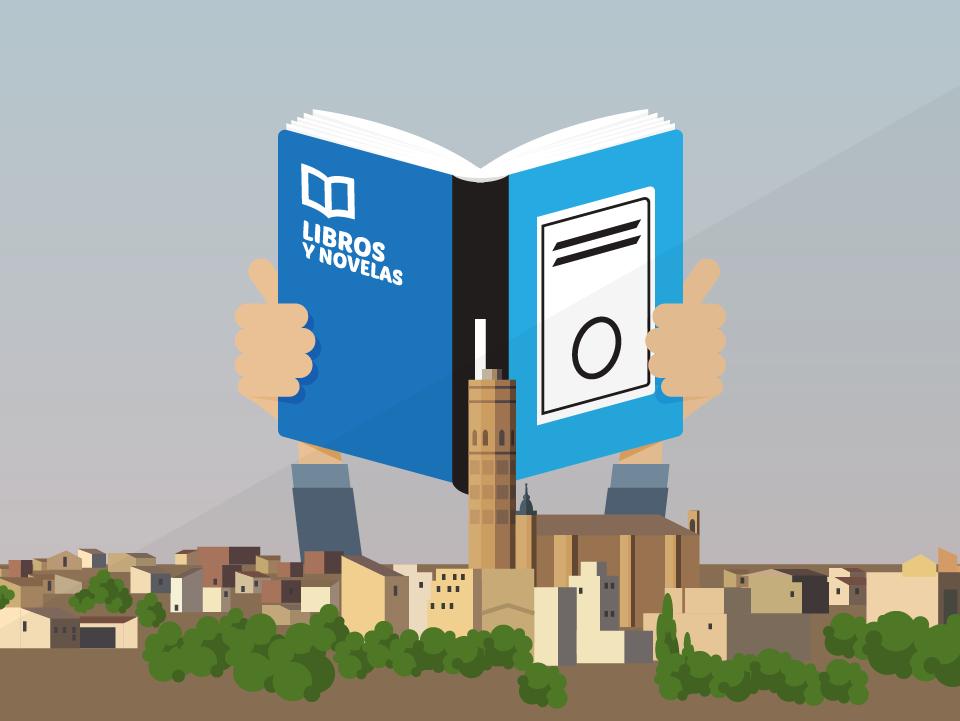 XIX Feria del Libro de Tauste, Libros y Novelas, www.librosynovelas.es