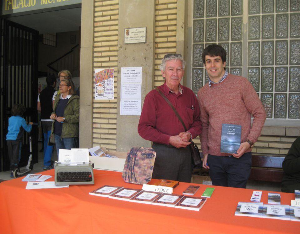 XIX Feria Libro Tauste. Opinión, librosynovelas