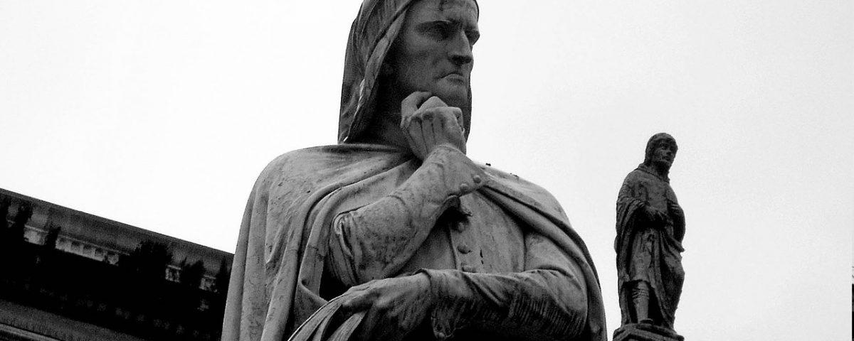 Dante, Verona. La sangre de los libros. Crítica de libros, librosynovelas