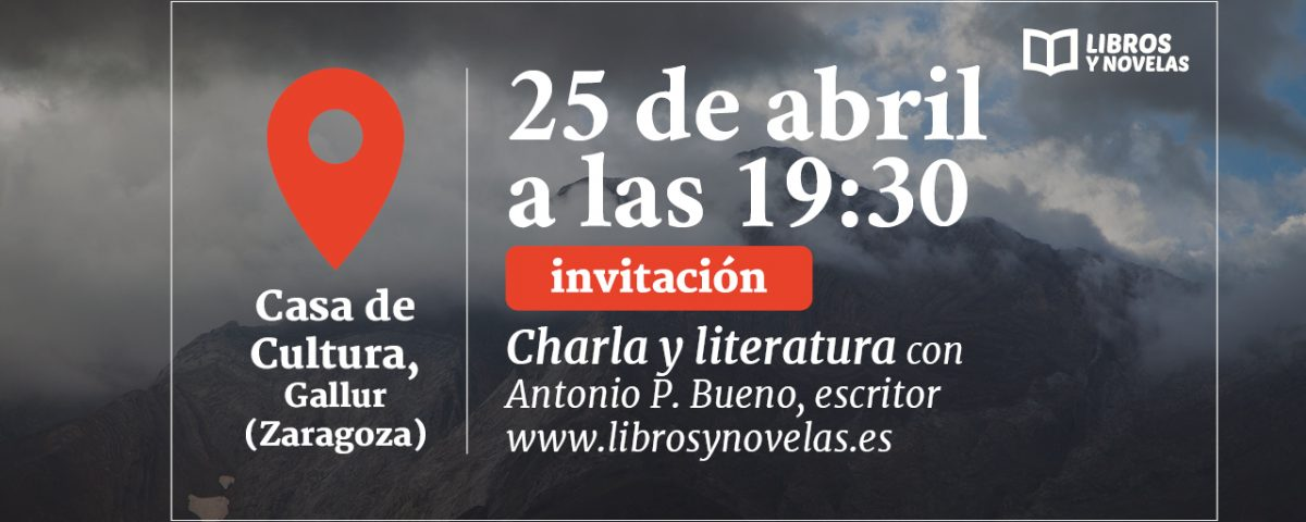 Opinión _CharlaCasaCultura, librosynovelas