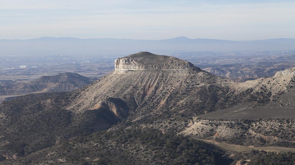 Vista desde Sancho Abarca