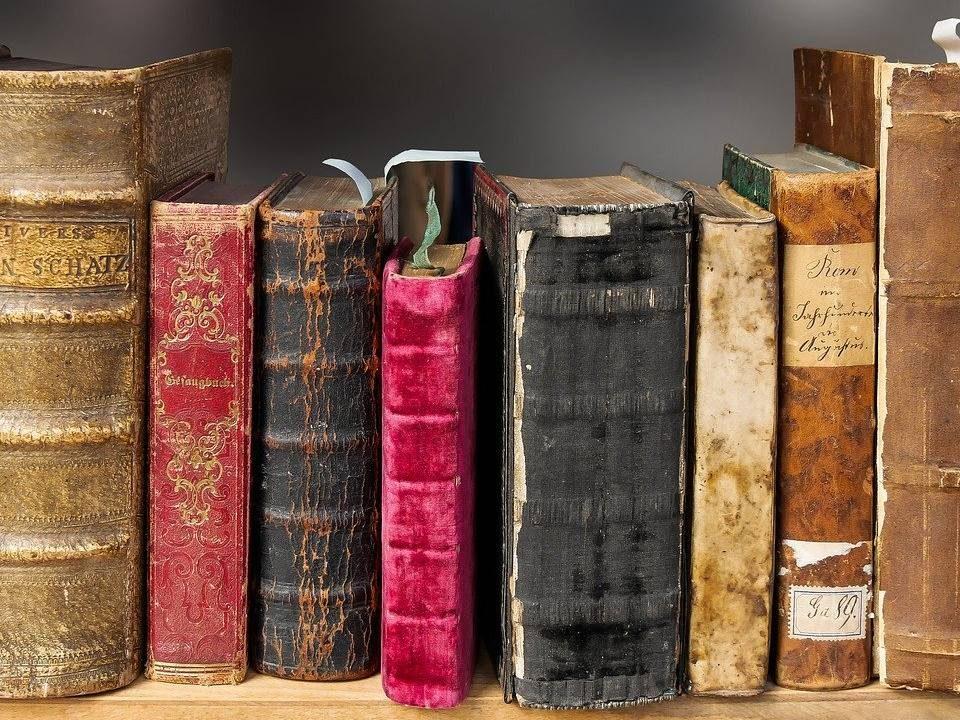 Libros. Crítica de libros, librosynovelas, imagen: Gerhard Gellinger